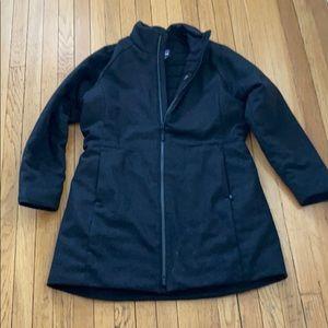 Gorgeous gray Patagonia size XL woman's coat